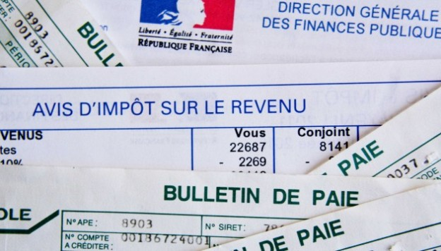 feuille-impot